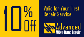 10% Off  - Valid for Your First Repair Service